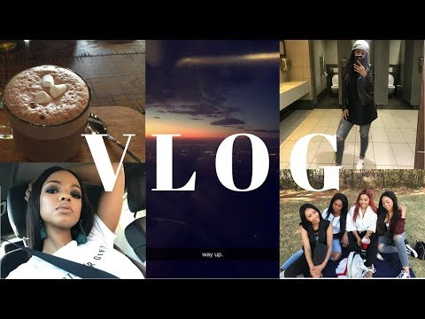 VLOG: Chat About My Skin/CPT Shoot/Fun Day