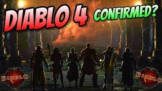 Diablo 4 confirmed by leaks? - Diablo News & Talk about Diablo Hate since Blizzcon 2018