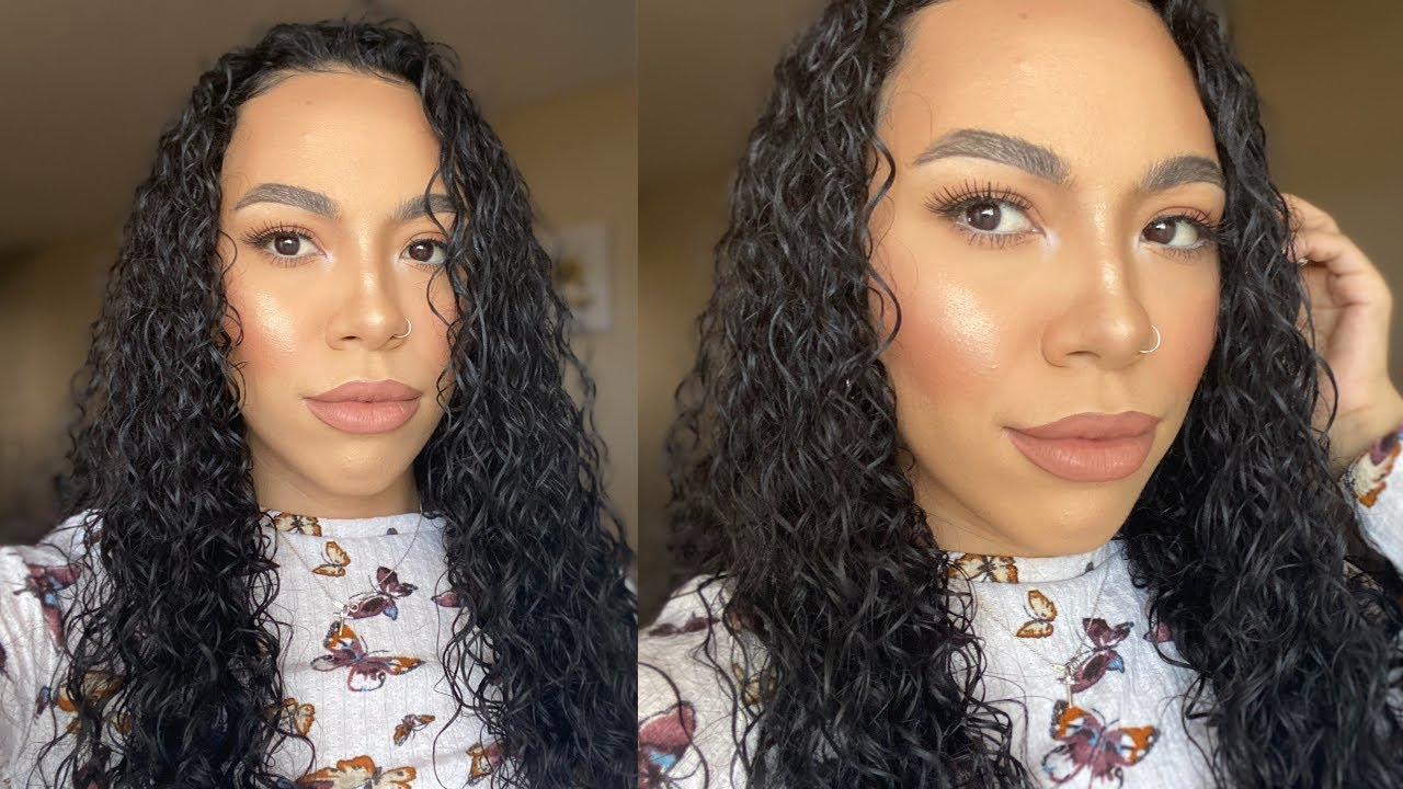 How To: Dewy, Glowing Summer Foundation Routine *Extremely Dry Skin* | Harmony