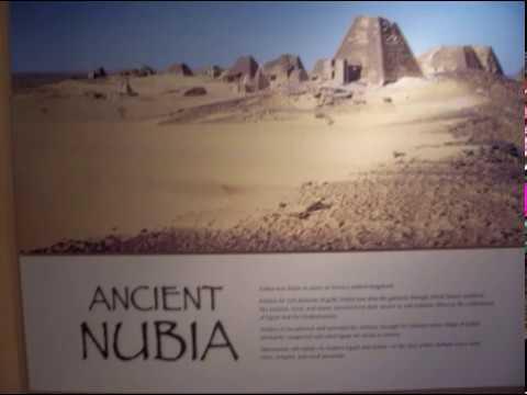 """""""ANCIENT NUBIA ORIENTAL INSTITUTE"""" CHICAGO, ILLINOIS"""