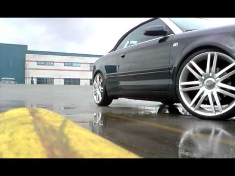 Audi A4 Cabrio 3 0 Multitronic 20 Inch Velgen Youtube