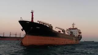 Сухогруз-200. История с погибшим на «сирийском экспрессе» моряком
