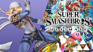 Hidden Village (Zelda: Twilight Princess) - Super Smash Bros. Ultimate Soundtrack Resimi