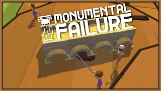 Monumental Failure - Totally Inaccurate Construction Simulator [Monumental Failure Gameplay]