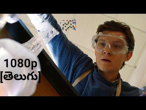 Download Peter Parker Making Web Fluid - Spider-Man: Homecoming (2017) (Telugu scene) [Classic Scenes]