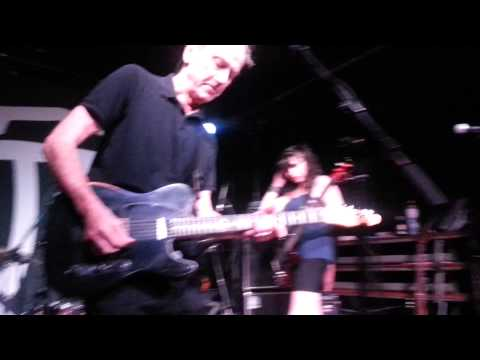 Hugh Cornwell (ex The Stranglers)- live Skin deep, OCII Amsterdam 23-9-2015