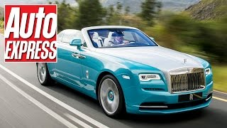 New Rolls-Royce Dawn review: the most luxurious convertible ever?