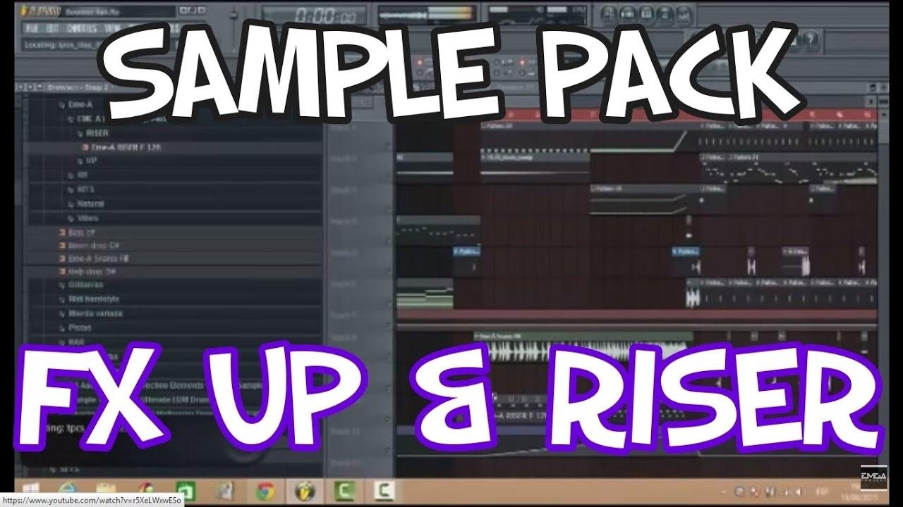 riser sample pack free download