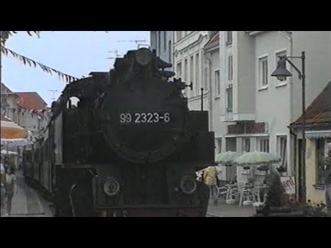 Molli - Die Mecklenburgische Bäderbahn 1999