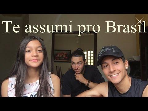 Te assumi pro Brasil - Matheus e Kauan  por Vitória e Victor Hugo