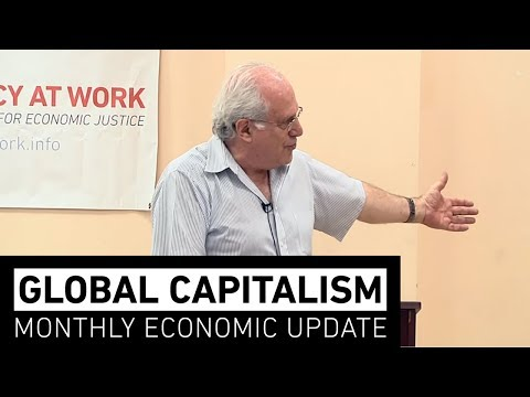 Global Capitalism: Hurricane Harvey's Lessons [September 2017]