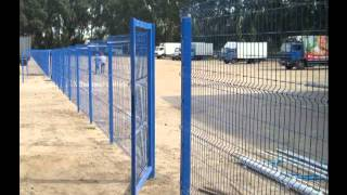 заборы из сварной сетки(Размещенный видеофайл ArtuS900., 2012-07-13T14:38:53.000Z)