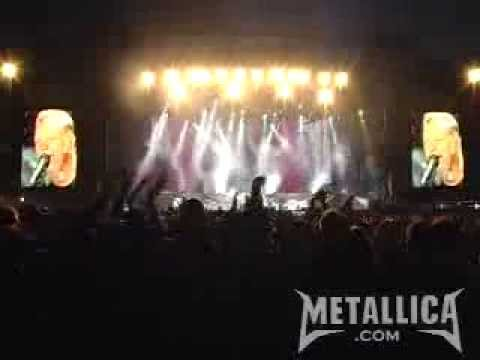 Metallica: Whiplash (MetOnTour - Werchter, Belgium - 2007) Thumbnail image