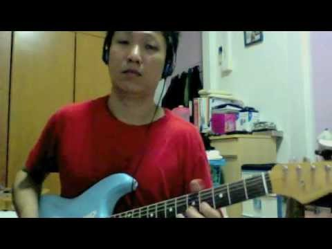 Inginku - Raisa Jamming Fender ST62-TX Japan 1962 reissue