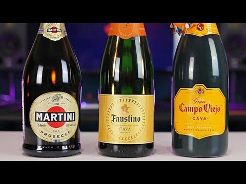 ШАМПАНСКОЕ К НОВОМУ ГОДУ 2020 (Martini Prosecco, Campo Viejo CAVA, Faustino CAVA)