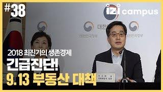 2018 최진기의 생존경제 - [38] 긴급진단! 9.13 부동산 대책