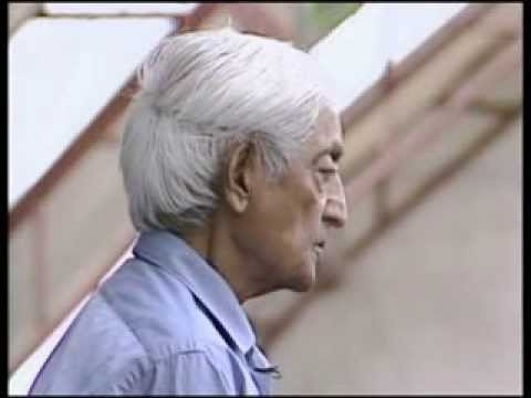 J. Krishnamurti - Saanen 1985 - Public Talk 5 - Silence as the ground of the eternal