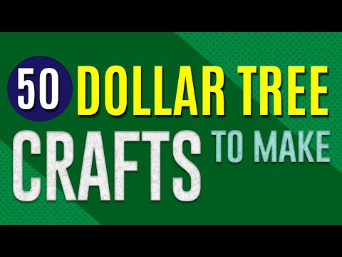 50-dollar-tree-crafts---cheap-diy-ideas-to-make-from-dollar-store-supplies