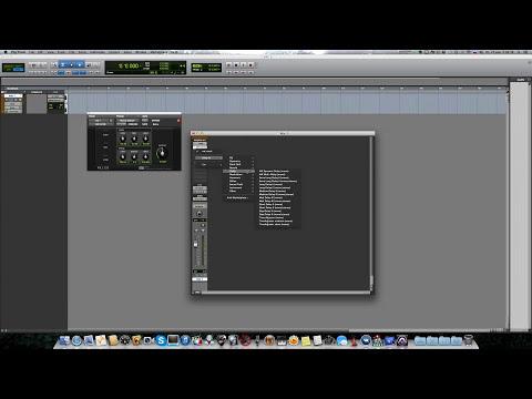 Avid Pro Tools HD 10.3.9 MAC OSX