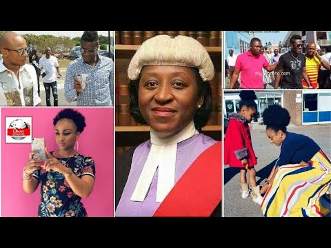 Breaking News:Finally Court Sets DNA Date for Asamoah Gyan & Wife Gifty Mp3