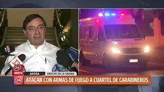 """Felipe Guevara: """"Basta de violencia. Queremos la paz para nuestra región y nuestro país"""""""