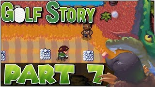 Let's Play Golf Story (Blind) Part 7: Appeasing the Turtles
