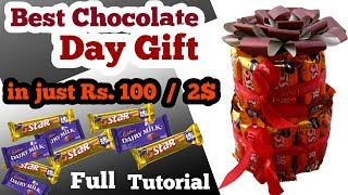 Chocolate day gift | Chocolate day card | Friendship Day Gift Ideas |