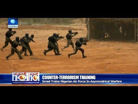 Israel Trains Nigerian Air Force In Assymetrical Warfare
