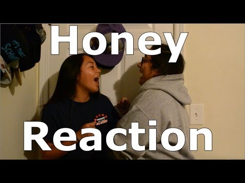 Reaction to Honey by Kehlani