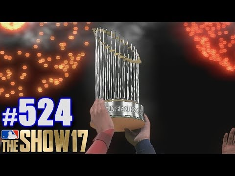 MOST INSANE WORLD SERIES ENDING EVER! | MLB The Show 17 | Road To The Show #524