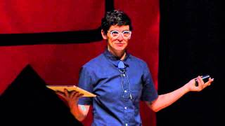 The cost of a token: JD Samson at TEDxCLE