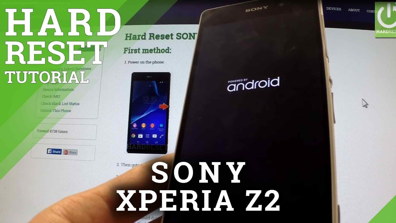 CEO sony xperia e10i hard reset code have sold