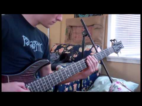 Otep - Ghostflowers (Bass Cover)