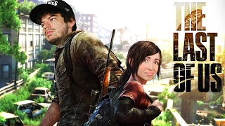 THE LAST OF US w/ MY BOYFRIEND!! (PART 1)