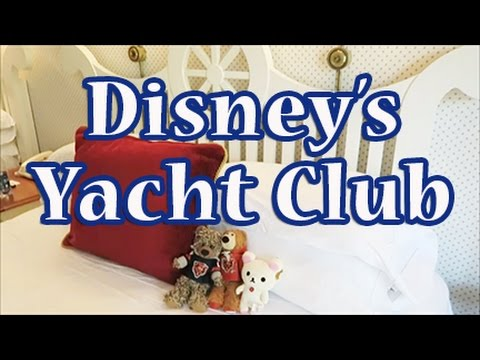 Tour of Disney's Yacht Club Resort