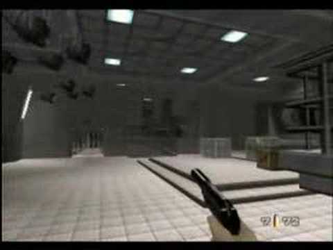Goldeneye 007: Bunker 1 Level