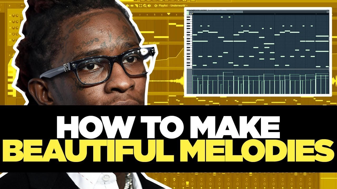 HOW TO MAKE BEAUTIFUL MELODIES (How To Layer Melodies) image