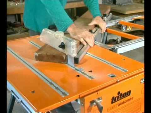 330075 Triton Maxi Sliding Extension Table Eta300 Youtube