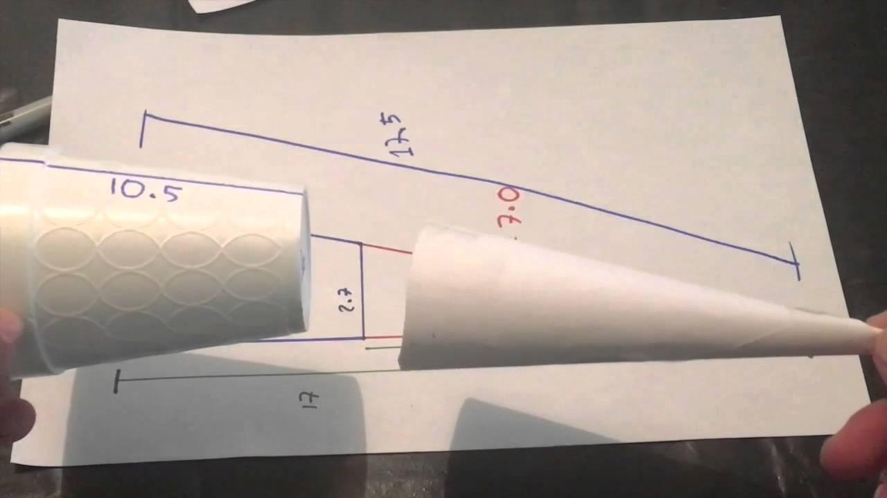 C mo calcular el volumen del cilindro cono y cono for Como puedo hacer un cono