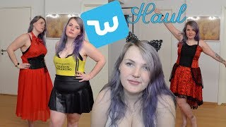 I Bought 5 Gothic Outfits From Wish !?