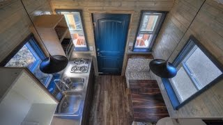 The Ol' Berthoud Blue By Rocky Mountain Tiny Houses