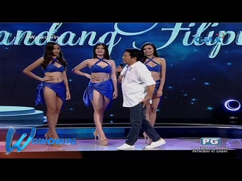 Wowowin: Gandang Filipina, nangangamoy triple-tie ulit!