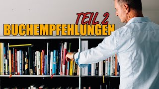 BUCHEMPFEHLUNGEN | Literaturtipps | Best Of Kreuter.TV