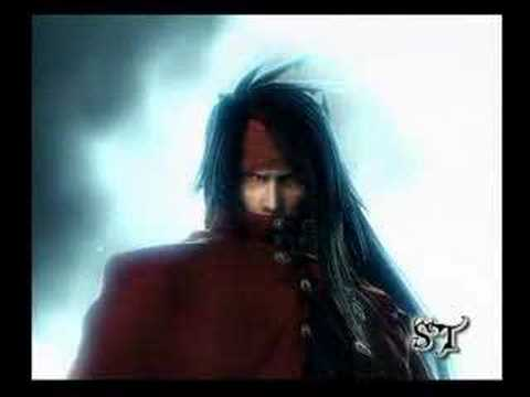 Vincent Valentine: Never Too Late