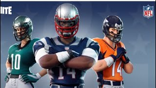 *NEW* NFL FOOTBALL FORTNITE SKINS FORTNITE DAILY ITEM SHOP NOV 9!!!