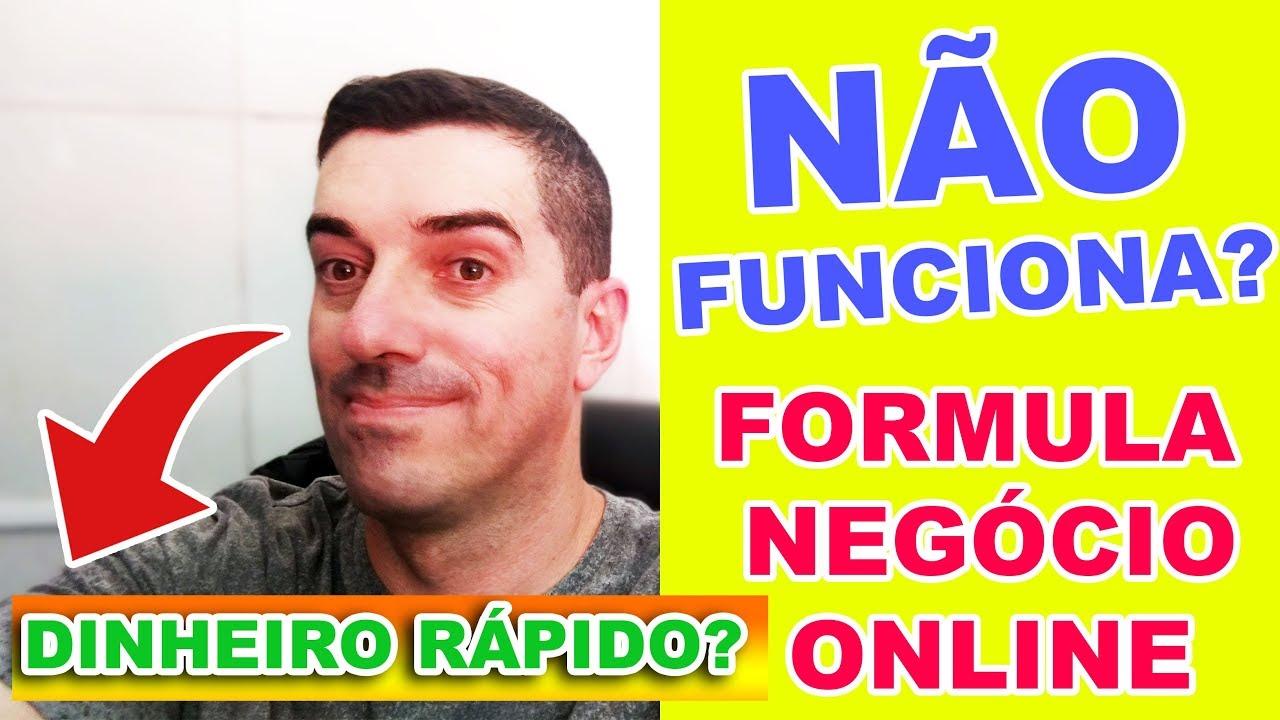 Formula negócio online NÃO FUNCIONA RÁPIDO?❌ FORMULA NEGÓCIO ONLINE FUNCIONA RECLAME AQUI DEPOIMENTO