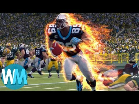 Top 10 CRAZIEST Sports Games