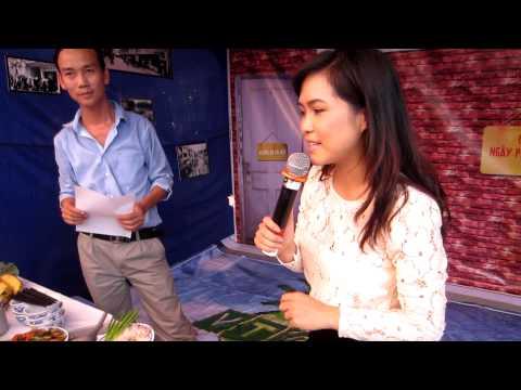 Chi Nhung Nam thuyet trinh mon an 20/10/2012