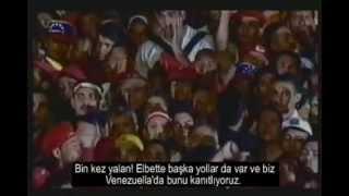 Devrimden Canlı Yayın Chavez & Venezuela (Belgesel)