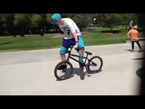 Regina Saskatchewan BMX Edit- Jordan Vester (Regina Plaza Skatepark)